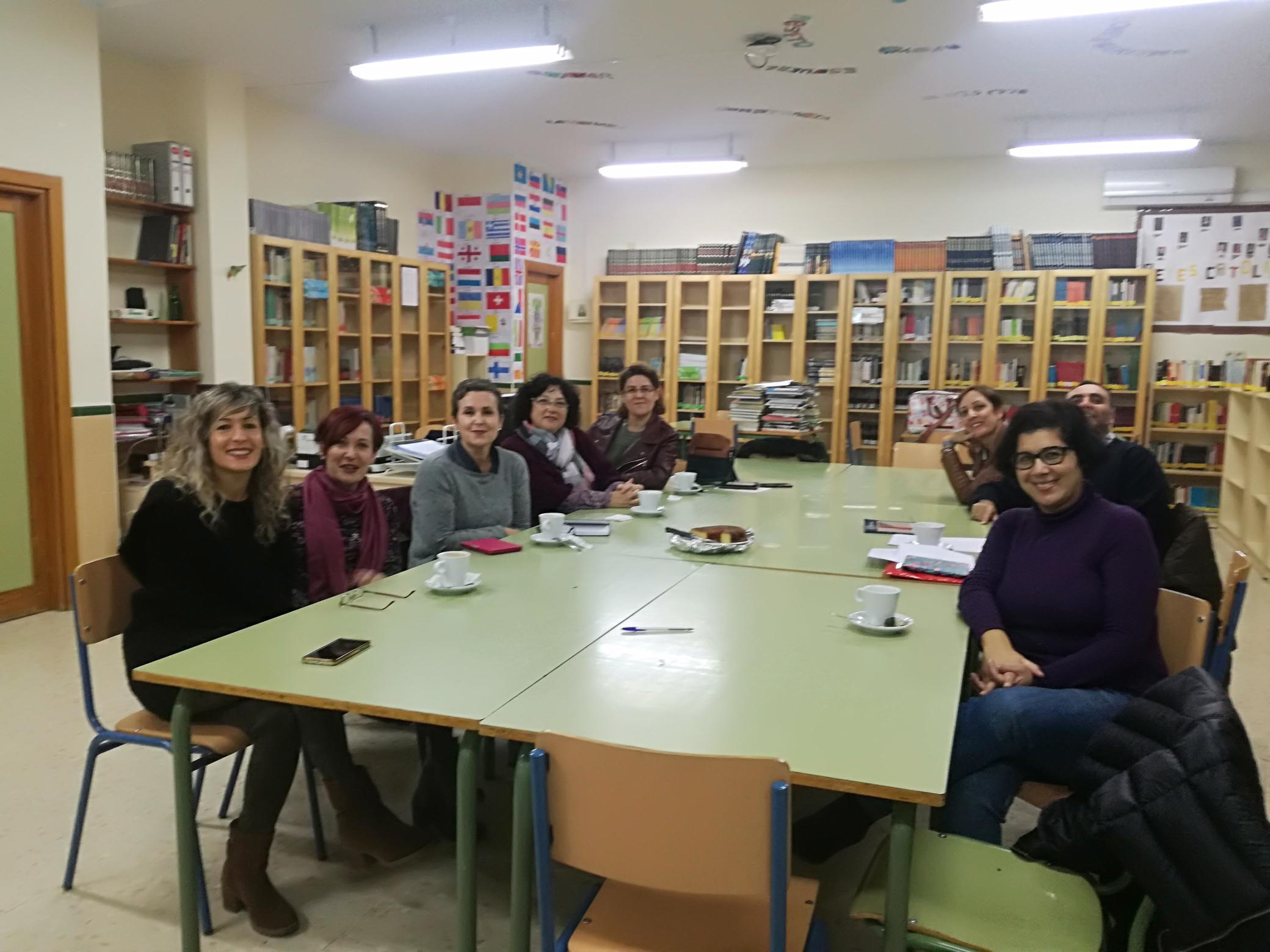 Club de lectura primera sesión